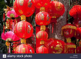 new year lanterns for sale horizontal up view of paper lanterns on sale in