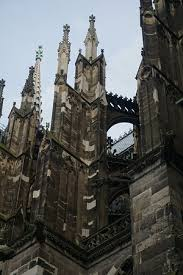 flying buttress flying buttress picture of cologne cathedral cologne tripadvisor