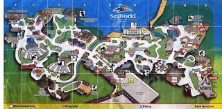 Sea World San Diego Map by Seaworld Ohio Alchetron The Free Social Encyclopedia