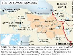 Ottoman Empire Government System Armenian Question In Seven Maps