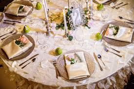 how to fold napkins for a wedding new trends at waterford event rentals