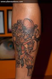 latest lord hanuman tattoo on arm for boys picsmine