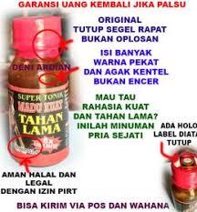 jamu obat kuat tradisional jakarta bandung tongkat ajimat madura
