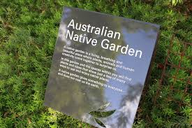 the native plant centre australian native garden adelaide botanic gardens adelaide