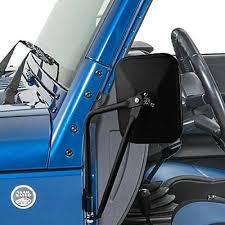jeep wrangler door mirrors doors 4x4 doorless side mirrors for jeep wrangler tj jk jku cj