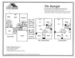 raleigh eastwood homes