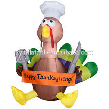 turkey inflatables turkey animals modle for thanksgiving advertising