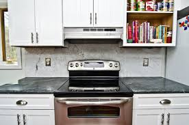 white kitchen cabinets soapstone countertops time tested soapstone white carrara marble in a historic