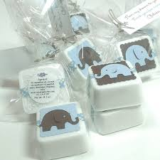baby shower souvenirs great cheap elephant baby shower favors gift simple blue white