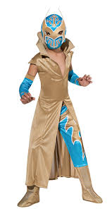 party city halloween costumes locations amazon com wwe wresting sin cara child costume large toys u0026 games
