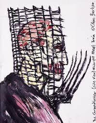 22 best clive barker images on pinterest horror artwork and