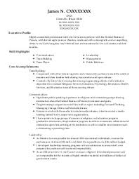 awesome sample resume for correctional officer photos simple