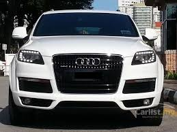 audi a7 suv audi q7 2008 fsi quattro 4 2 in penang automatic suv white for rm