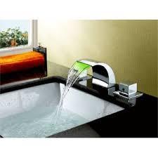Bathroom Faucets Waterfall Waterfall Bathroom Sink Faucets You U0027ll Love Wayfair
