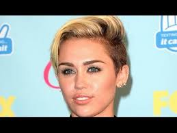 miley cyrus hairstyle name miley cyrus inspired hair tutorial jesseminty com youtube