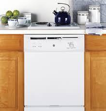 ge spacemaker under the sink dishwasher gsm2200vww ge appliances