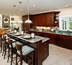 Two Kitchen Islands Custom Kitchen Islands 2 Home Design Ideas