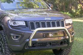 jeep grand cherokee light bar wk2 nudge bar chief products