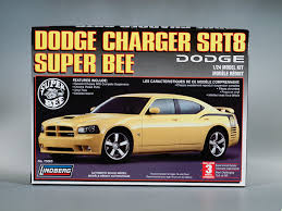 amazon com lindberg 1 24 scale dodge super bee toys u0026 games