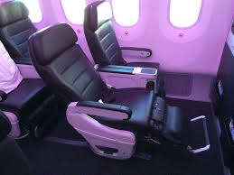 siege premium air air zealand boeing 787 9 premium economy seat review