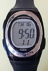 Jam Tangan Alba Digital