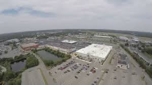 flying my 3dr solo quadcopter drone around cape cod mall youtube