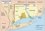 Image result for date connecticut was settled