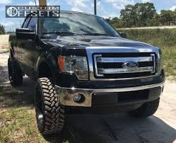 2013 ford f150 black 2013 ford f 150 fuel hostage country suspension lift 6in