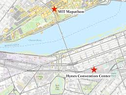 New Orleans Convention Center Map by The 2nd Mapathon Aag