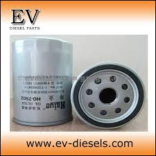 isuzu engine oil filter 4bg1t 4bg1 fuel filter 8 94414796 3 oem
