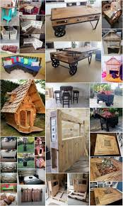 imaginative diy wood pallet recycling ideas diy home decor