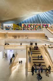 first photographs reveal london u0027s new design museum