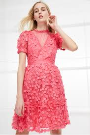 high neck dress caballo lace high neck dress collections connection usa