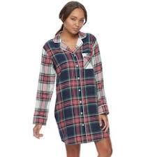 womens pajamas robes u0026 sleepwear kohl u0027s