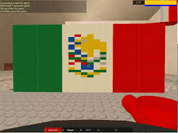 Mexixan Flag Lego Mexican Flag Mural By Twothousandman On Deviantart