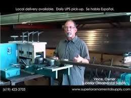 steel hammering in san diego superior ornamental supply