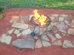 Clay Fire Pit Fire Pit Made With Flex A Clay By True Pitch Mounds