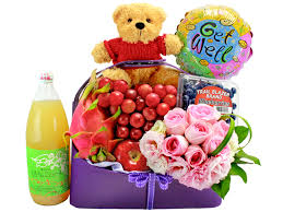 Get Well Soon Gift Get Well Soon Gift Recovery Hamper 2 L16444 Give Gift
