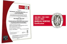 bureau veritas certification logo about us tas technical access services llc