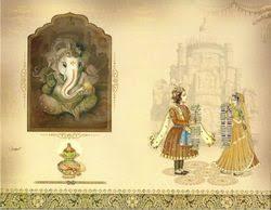 Hindu Invitation Cards Hindu Wedding Invitation Cards Wholesaler From Vadodara