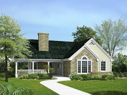 baby nursery house plans with porches on front and back covered