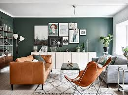 leather sofa colors a home in green coco lapine design leather sofas green colors