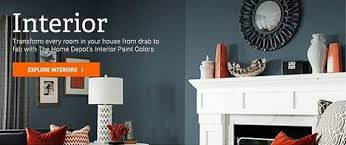 home depot interior paint colors fair design inspiration home
