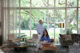 The Home Design Store Miami Tour The Stunning Home Of The Family That Built Miami New York Post