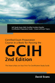 giac certified incident handler certification gcih exam