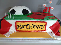 manchester united cake cakecentral com