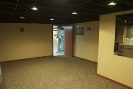 unfinished basement ceiling ideas unfinished basement wall ideas