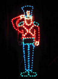 animated outdoor christmas decorations led outdoor christmas decorations lighted soldiers christmas