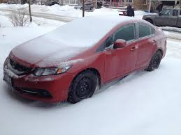 nissan canada winter tires 2014 civic si winter tires and rims