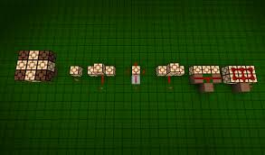 How To Make Light In Minecraft Minecraft What Rules Govern How I Can Power A Redstone Lamp